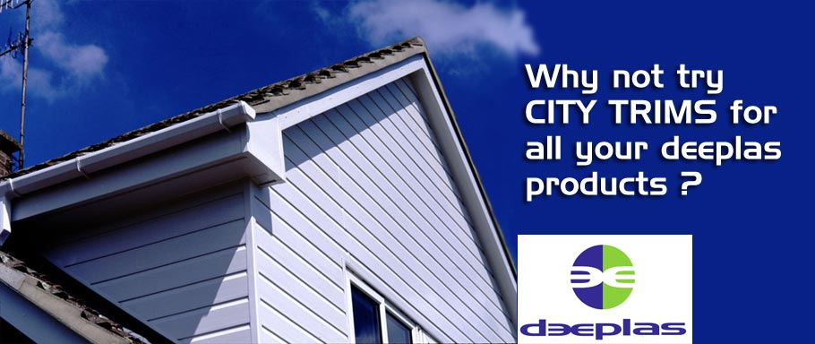 City Trims Wolverhampton, Walsall,Birmingham,Dudley,Staffordshire,West Midlands Suppliers of UPVC,Guttering,Drainage,Windows and Doors